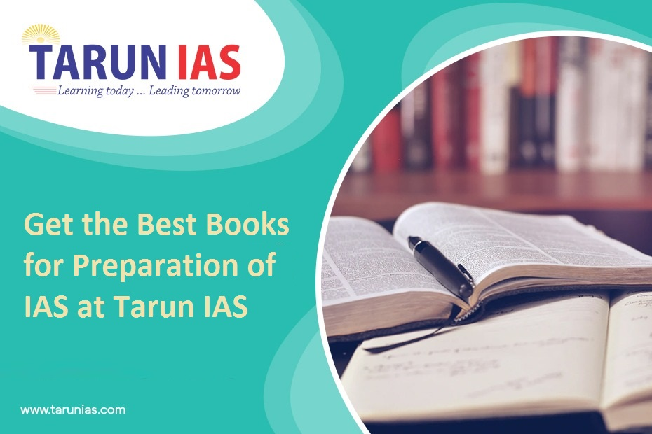 Best Books for Preparation of IAS