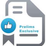 prelims exclusive